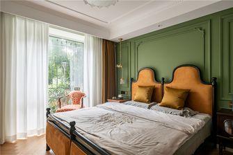 富裕型140平米三室两厅法式风格卧室装修案例