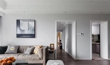 10-15万130平米三室两厅北欧风格走廊图