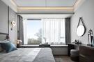 3万以下140平米三室两厅现代简约风格卧室装修效果图