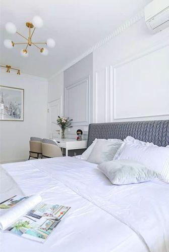 5-10万70平米一室一厅混搭风格卧室效果图