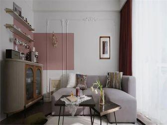 经济型90平米欧式风格客厅装修案例