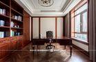 豪华型140平米美式风格书房效果图