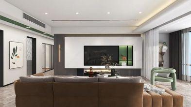 15-20万130平米现代简约风格客厅装修图片大全