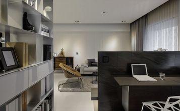 经济型60平米一居室现代简约风格客厅欣赏图