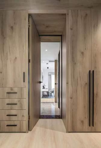 豪华型120平米三现代简约风格走廊设计图