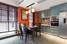 经济型130平米三室三厅欧式风格厨房欣赏图