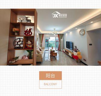 90平米四室两厅现代简约风格阳台装修效果图