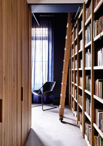 经济型90平米三美式风格书房装修效果图