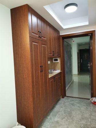 经济型120平米三室两厅中式风格玄关装修图片大全