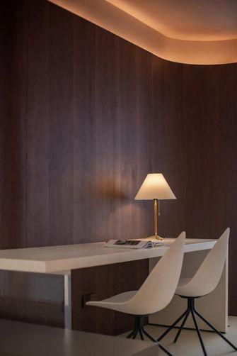 富裕型140平米现代简约风格阳光房图
