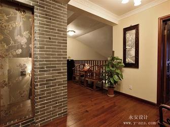 20万以上140平米别墅混搭风格走廊装修案例