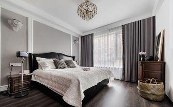 富裕型130平米四室一厅工业风风格卧室效果图