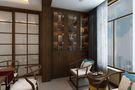140平米三室两厅中式风格阳台装修案例