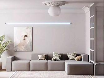110平米四室一厅新古典风格客厅设计图