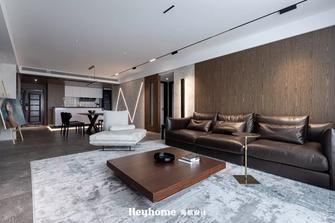 豪华型140平米四室一厅工业风风格客厅装修图片大全
