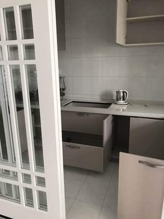 15-20万140平米四室两厅现代简约风格厨房装修效果图