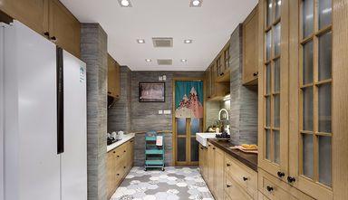 90平米混搭风格厨房欣赏图