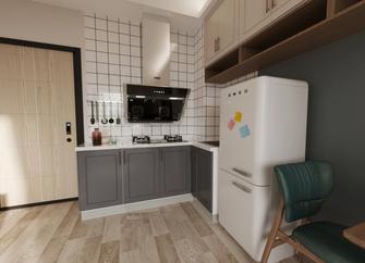 30平米小户型现代简约风格厨房图片大全