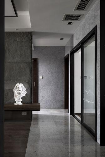 10-15万110平米三室一厅现代简约风格玄关图片大全