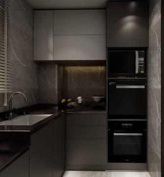 豪华型120平米三室两厅中式风格厨房装修案例