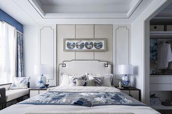 110平米三室两厅中式风格卧室图片