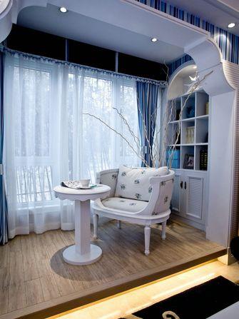 15-20万100平米三室两厅地中海风格客厅图片