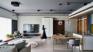 20万以上140平米三室一厅工业风风格客厅装修案例