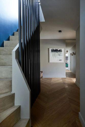 豪华型90平米现代简约风格楼梯间效果图