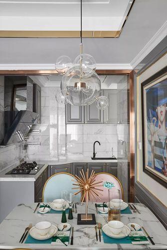10-15万110平米三室两厅新古典风格餐厅图片大全