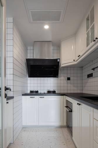 20万以上60平米公寓北欧风格厨房图