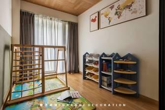 3万以下110平米四室两厅北欧风格书房图