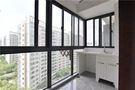 经济型140平米三室两厅中式风格阳台装修图片大全