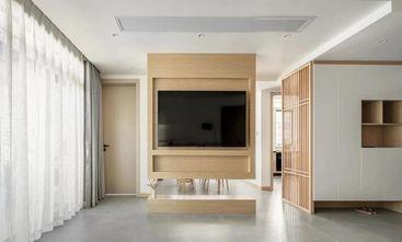 富裕型120平米三日式风格客厅装修案例