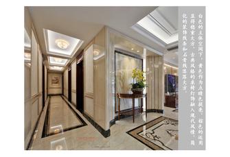 20万以上140平米四新古典风格走廊图