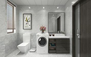 经济型70平米三室两厅中式风格卫生间设计图