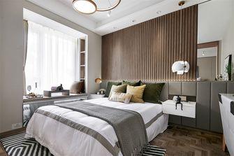 豪华型70平米一室一厅北欧风格卧室装修效果图