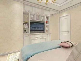 经济型100平米欧式风格卧室图