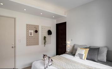 10-15万80平米三室两厅欧式风格卧室效果图