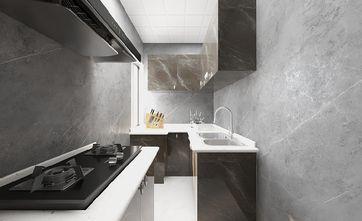 100平米三公装风格厨房装修效果图