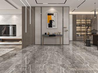 富裕型130平米三室两厅日式风格走廊装修案例