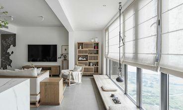 140平米三室两厅日式风格阳台图片大全