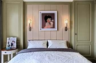 20万以上140平米四美式风格卧室效果图
