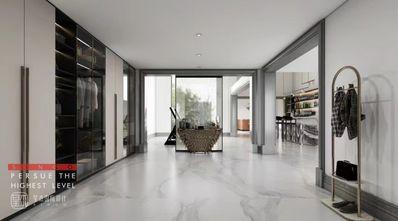 豪华型140平米别墅法式风格衣帽间装修案例