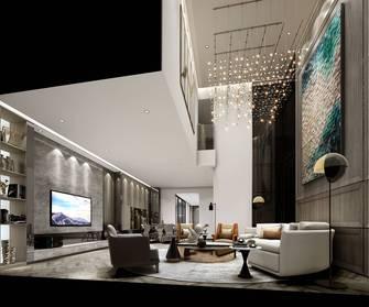 富裕型130平米复式轻奢风格卧室欣赏图