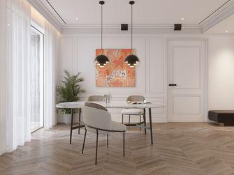 10-15万90平米法式风格餐厅图片