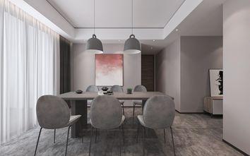5-10万100平米欧式风格餐厅装修案例