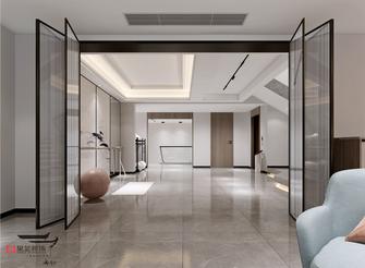 140平米别墅现代简约风格储藏室图片大全