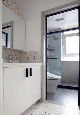 3万以下40平米小户型现代简约风格卫生间设计图