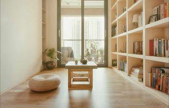 5-10万90平米三室两厅日式风格书房装修效果图