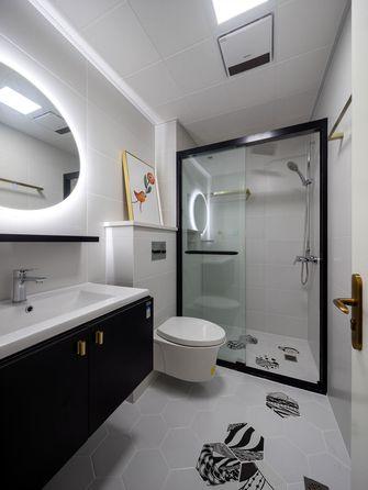 豪华型140平米复式美式风格卫生间图片大全